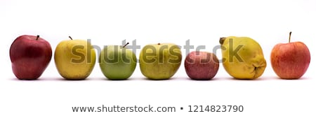 apples of different varieties Stock photo © nito