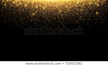 shimmer particles shiny background design vector illustration Stock photo © SArts