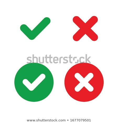 Select Yes or No from a questionnaire  Stock photo © johnkwan