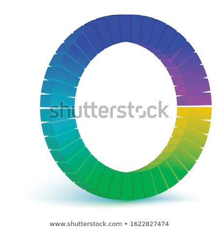 ビジネス グラフ 抽象的な 背景 バー 青 ストックフォト © 4designersart