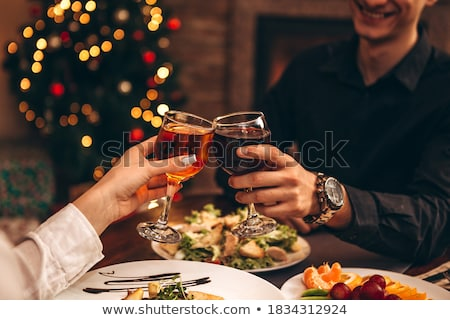people clinking glasses Stock photo © photography33