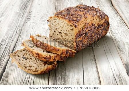 Homemade multigrain bread  Stock photo © Hofmeester