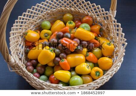 Fresh motley vegetables Stock photo © boroda