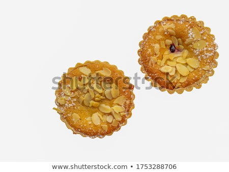 Bakewell tart Stock photo © Artlover