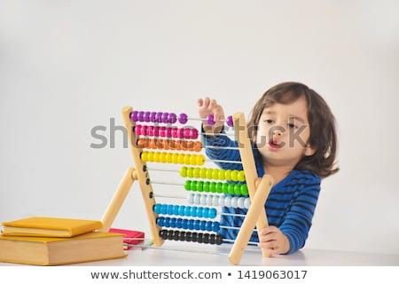 asian abacus Stock photo © compuinfoto