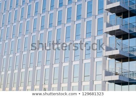 Skycraper Detail Stock photo © sarkao