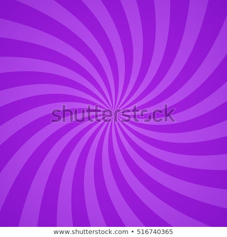 radial purple sun pattern on white Stock photo © Melvin07