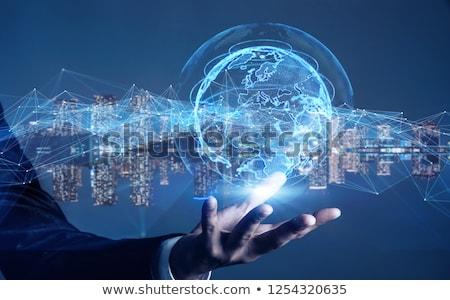 Global control Stock photo © ixstudio