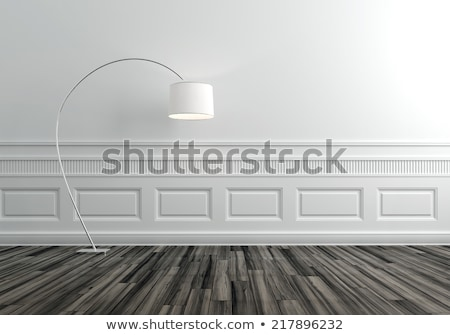 Standaard lamp Stockfoto © zzve