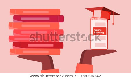 Learn to respect others. Book concept. Stock photo © maxmitzu