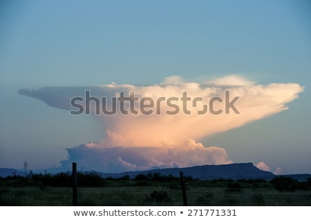 Anvil Cloud Stock photo © piedmontphoto
