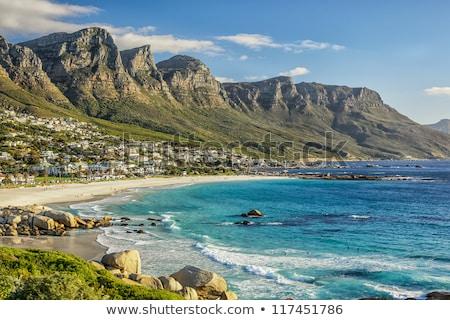 Coastal Landscape in South Africa Stock photo © dirkr