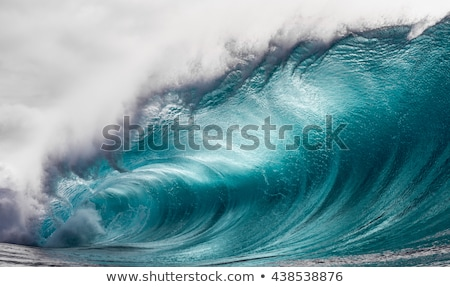 big wave Stock photo © leungchopan