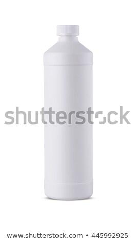 bianco · shampoo · moda · design · sfondo - foto d'archivio © orensila