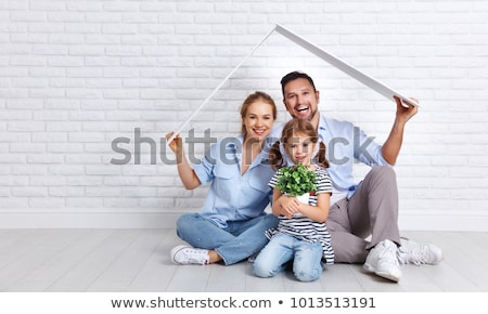 Moving in and mortgage concept stock photo © HASLOO