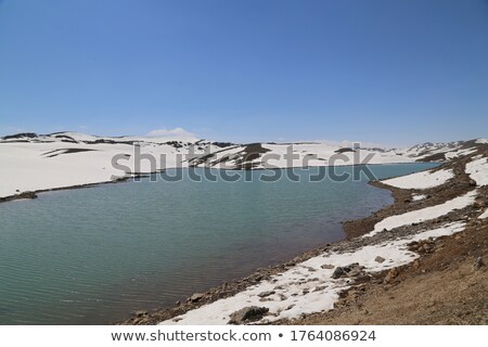 Lago ver mar céu água Foto stock © FOKA