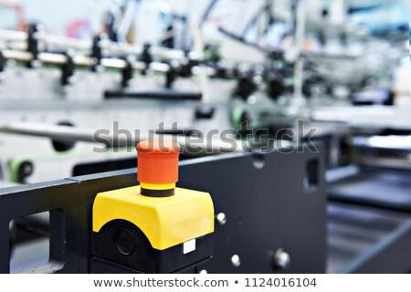 Transport przyciski czerwony zestaw 12 internetowych Zdjęcia stock © cteconsulting