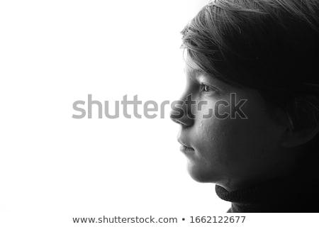 Teen boy portrait. Stock photo © iofoto