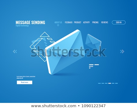 news letters concept Stock photo © Sarkao