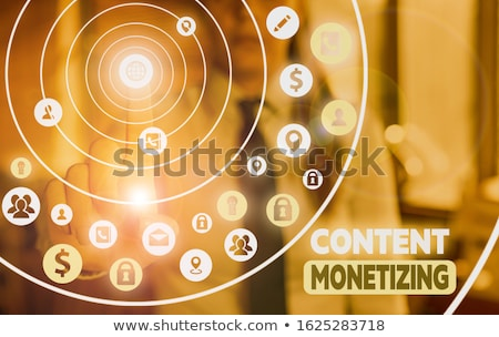 website · zes · sticky · notes · kantoor · kurk - stockfoto © fuzzbones0