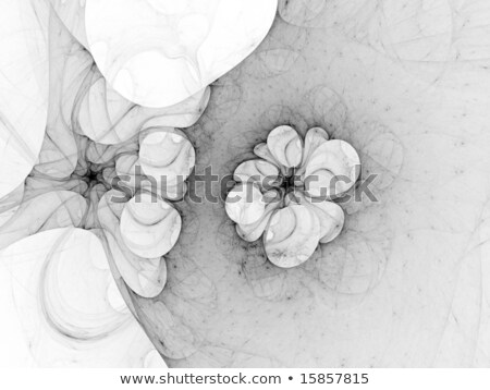 Illustratie fractal heldere mode technologie kunst Stockfoto © yurkina