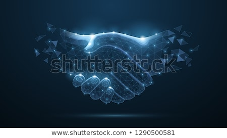 business agreement concept stock photo © lightsource