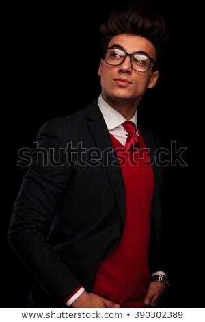 branco · camisas · preto · bege - foto stock © feedough