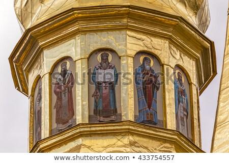 Ortodoxo atravessar suposição catedral igreja Foto stock © billperry