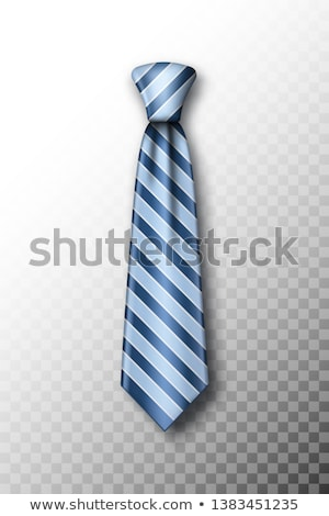 Blue Necktie Stock photo © devon