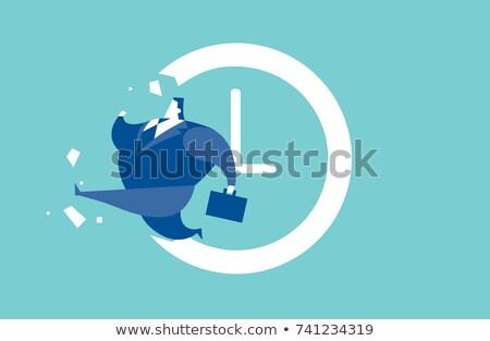 tijd · inspanning · geld · Rood · dobbelstenen · woorden - stockfoto © DragonEye