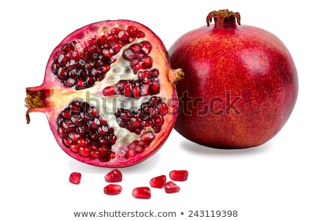 Ripe juicy garnet Stock photo © RuslanOmega