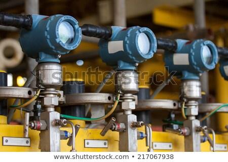 Industrial instrumento máximo valor foco tecnologia Foto stock © IMaster