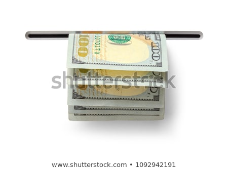atm - cash dispense Stock photo © Mikko