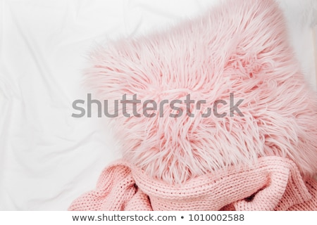 pink pillow Stock photo © marylooo