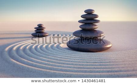 йога · сцена · 3d · визуализации · письма · воды · Лилия - Сток-фото © spectral