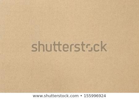 Yırtılmış karton doku kırık renkli inşaat Stok fotoğraf © guillermo