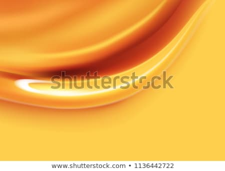 Abstract caramel background Stock photo © icefront