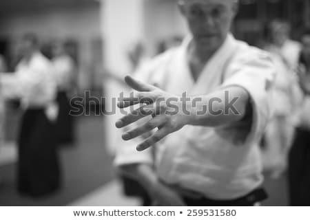 vechtsporten · sport · opleiding · business · mensen · gymnasium - stockfoto © Kzenon