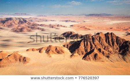 Namib Desert Aerial Stock photo © dirkr