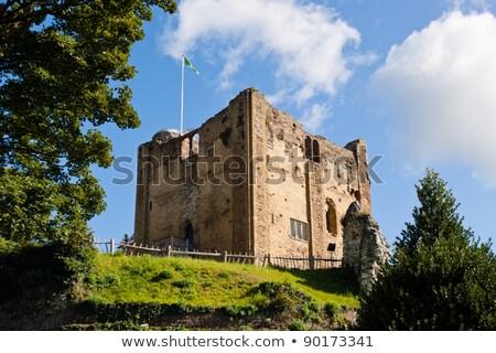 Guildford Castle Arch Stock photo © smartin69