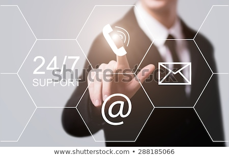 24/7 for customer Stock photo © fuzzbones0