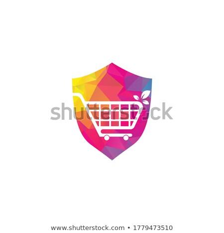 eredeti · diagram · zöld · tő · üzlet · információ - stock fotó © fuzzbones0