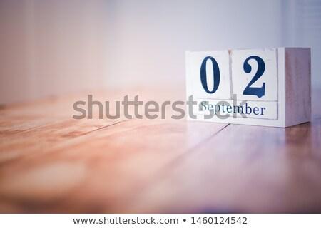 2nd September Stock photo © Oakozhan
