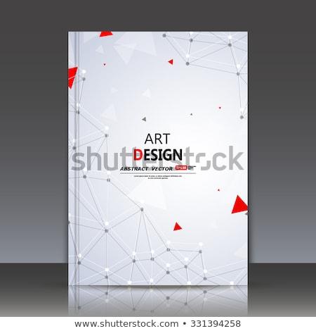 cuaderno · espiral · vector · bloc · de · notas · limpio - foto stock © beholdereye
