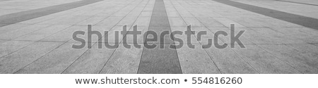 Photo stock: Pavement Surface In Perspective