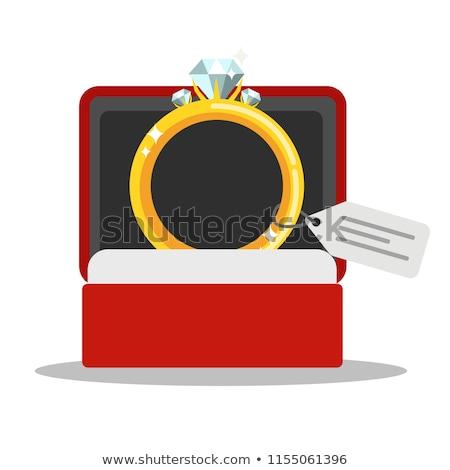 diamants · icône · différent · style · vecteur · symbole - photo stock © robuart