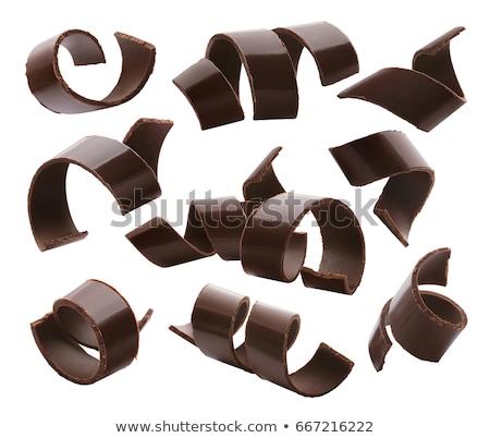 1 チョコレート 食品 ストックフォト © Digifoodstock