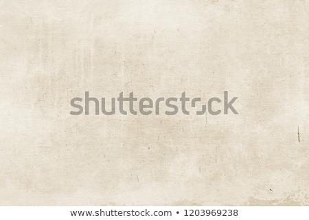 Doku bej duvar kağıdı dizayn renk beyaz Stok fotoğraf © bendzhik