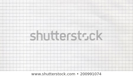 Old Square lined paper Stock photo © 5xinc