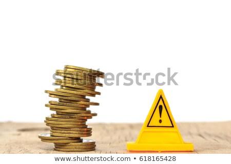 Profit Warning Stock photo © Lightsource